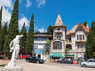 Simeiz - Villa Kseniya in Simeiz