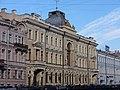 Дом Первого СПб общества взаимного кредита наб. кан. Грибоедова, 13 8.JPG