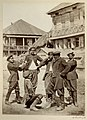 Казаки перед выходом на службу. 1875-1876.jpg