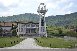 Roman Catholic Diocese of Banja Luka - Image: Католичка црква, Дебељаци