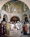Крещение князя Владимира (эскиз).jpg