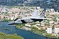 Микоян-Гуревич МиГ-31БМ (RF-92381) летать над Москвой.jpg