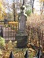 Надгробие Д. И. Писарева.JPG