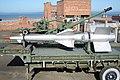 Ракета 4К90 (ЗРК «Волна») в музее «Владивостокская крепость», 2006-09-20, DSC05706.jpg