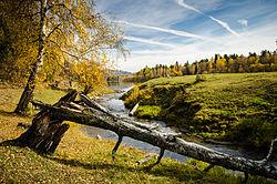 Река Шаманка в сентябре..jpg