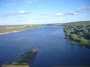 Serpukhovsky District - Oka River, Serpukhovsky District