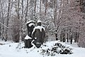 Скульптура композиція «Сім'я», Славутич, Загальноміський парк.jpg