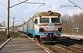 ЭР9М-519, Украина, Винницкая область, перегон Сосонка - Винница (Trainpix 192074).jpg
