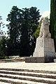 האריה השואג - אנדרטה - בית הקברות תל חי - נפת צפת והגולן (8).JPG