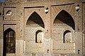 آجرچینی های دوره های مختلف تاریخی در کاروانسرای دیر گچین (3).jpg