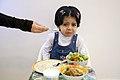 دختر بچه غمگین ایرانی Sadness Iranian girl 06.jpg