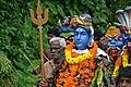 കുമ്മാട്ടി Kummattikali 2011 DSC 2732.JPG
