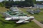 'MiG'Alley-2. Krakow Museum, 23-8-2013 (19475069775).jpg