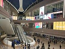 浦东 机场 卫星 厅 S1 中转 大厅 .jpg
