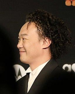 Eason Chan Hong Kong singer and actor