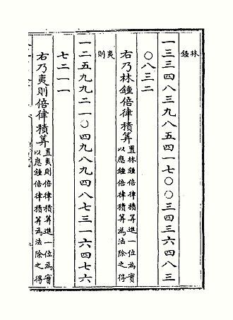 Zhu Zaiyu - Image: 乐律全书全 121