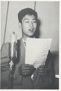 吹き込みの様子(1957年).jpg