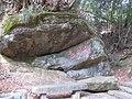 天游峰摩崖古石刻:崎岖丘 - panoramio.jpg