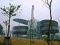 安徽省淮南市山南新区规划设计展示厅 - panoramio.jpg