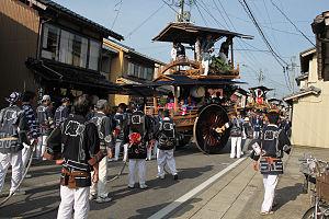 Murakami, Niigata - Murakami Taisai Festival
