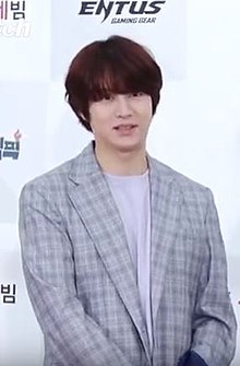 Heechul di Karpet Merah Game Olympics 2019: Golden Card