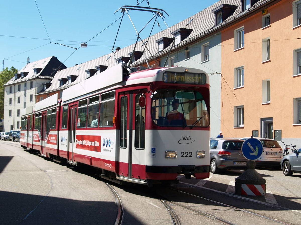 vag freiburg linie 4