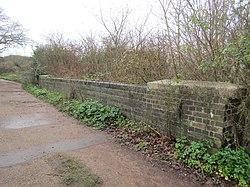 -2018-12-31 Old railway bridge, Madam's Lane, Northrepps (3).JPG