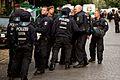 -Ohlauer Räumung - Protest 27.06.14 -- Lausitzer - Reichenberger Straße (14525844231).jpg