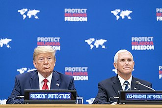 Pence with President Donald Trump -UNGA (48784378391).jpg