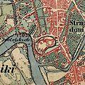 01869 Wawel-Burg, Josephinische Landesaufnahme (1809-1869).jpg