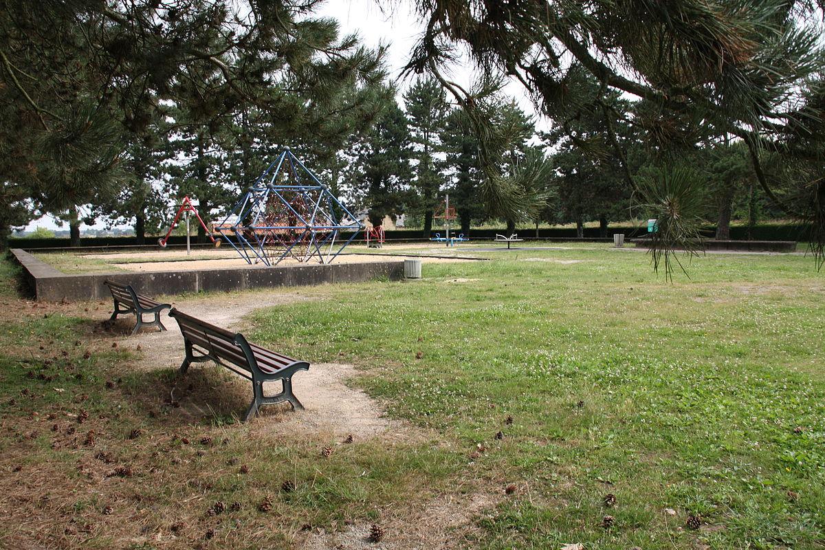 Parc de villejean wikip dia for Piscine des gayeulles rennes