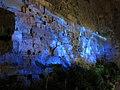 020 Llum BCN, instal·lació Llum d'aigua, darrere el Pati Llimona.JPG