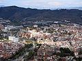 042 La rambla del Carmel i Horta, des del turó de la Rovira.JPG