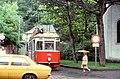 056R23270679 Neuwaldegg, Endstelle der Strassenbahn Linie 43 Typ L 503.jpg