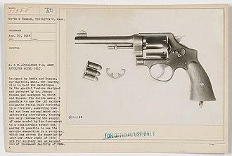 M1917 revolver - Image: 111 SC 21288 NARA 55202278