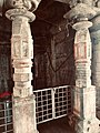 11th 12th century Chaya Someshwara Temple, Panagal Telangana India - 54.jpg