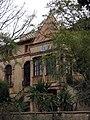 125 Cal Garcia (Llorenç del Penedès), mirador, façana oest.JPG