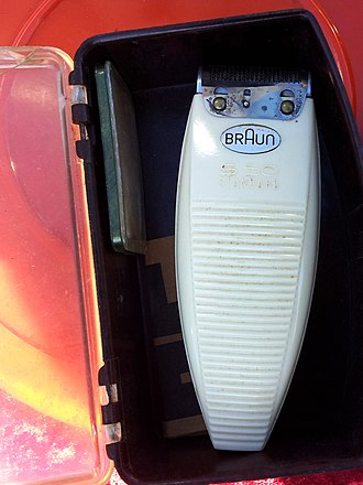 Braun (company) - Image: 140927 Braun S50
