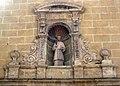 149 Església de Sant Llorenç (València), nínxol amb el sant.JPG
