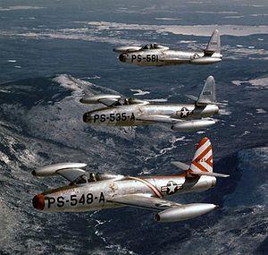 Alexander Kartveli - Republic F-84 Thunderjet