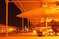 162d Fighter Wing F-16s Hangar Night.jpg