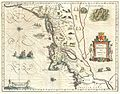 1635 Blaeu Map of New England and New York (1st depiction of Manhattan as an Island) - Geographicus - NovaBelgicaetAngliaNova-blaeu-1635.jpg