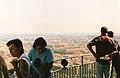 17.6.2003. Watykan, Vaticano, view from basilica.jpg