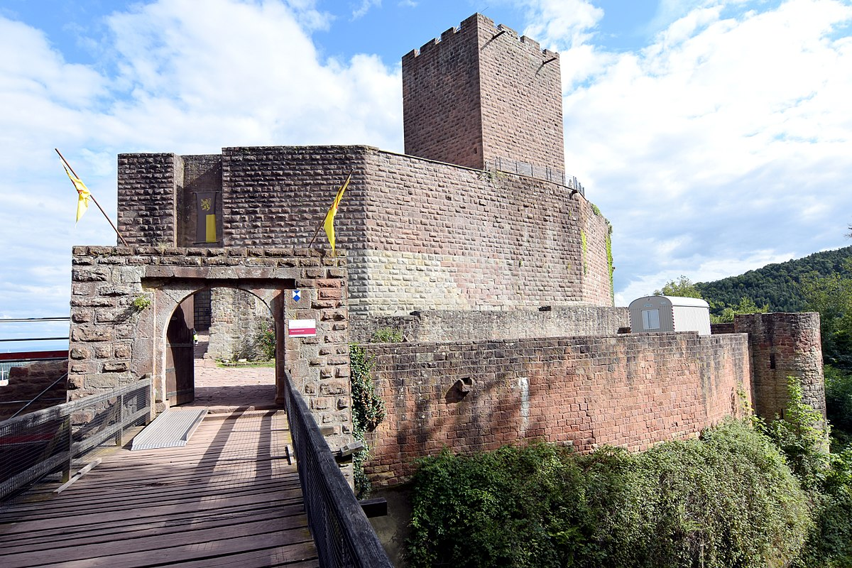 Burg Landeck (Pfalz) – Wikipedia