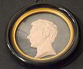 1793-1838 Oberbergkommissär und Hofapotheker zu Hannover, Friedrich Wilhelm Brande, Portraitmedaillon im verglasten Bilderrahmen.jpg