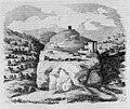 1853-04-24, Semanario Pintoresco Español, La villa de Peña en Navarra.jpg