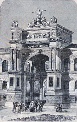 Weltausstellung Paris 1855
