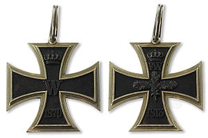 Grand Cross of the Iron Cross - 1870 Grand Cross of the Iron Cross.