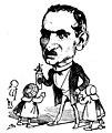 1883-12-16, El Dr. Sangredo, El Dr. Benavente, Cilla (cropped).jpg