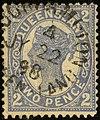 1898 2d blue Queensland used Yv79.jpg